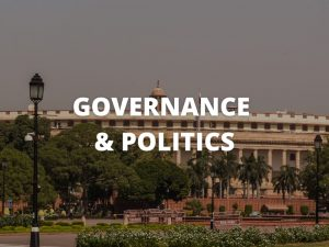 Governance and Politics