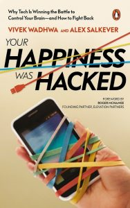 Your happiness is hacked